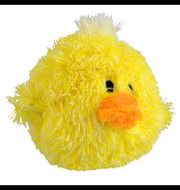 "ANIMAL TREASURES AT EZ Squeaky Plush Toy - Chick - 4"""