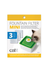 CAT IT (W) Catit Mini Fountain Filters - 3 pack