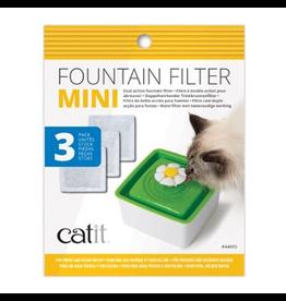 CAT IT (W) Catit Mini Fountain Filters - 3 pack