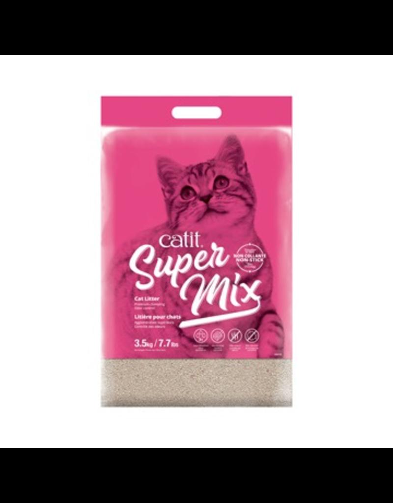 CAT IT Catit Super Mix Cat Litter PINK - 3.5 kg (7.7 lbs)