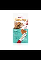 CAT IT Catit Creamy Lickable Cat Treat - Tuna Flavour - 5 pack