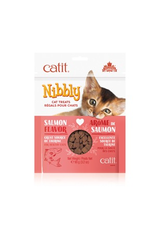 CAT IT CT Nibbly Cat Cookies - Salmon, 90g