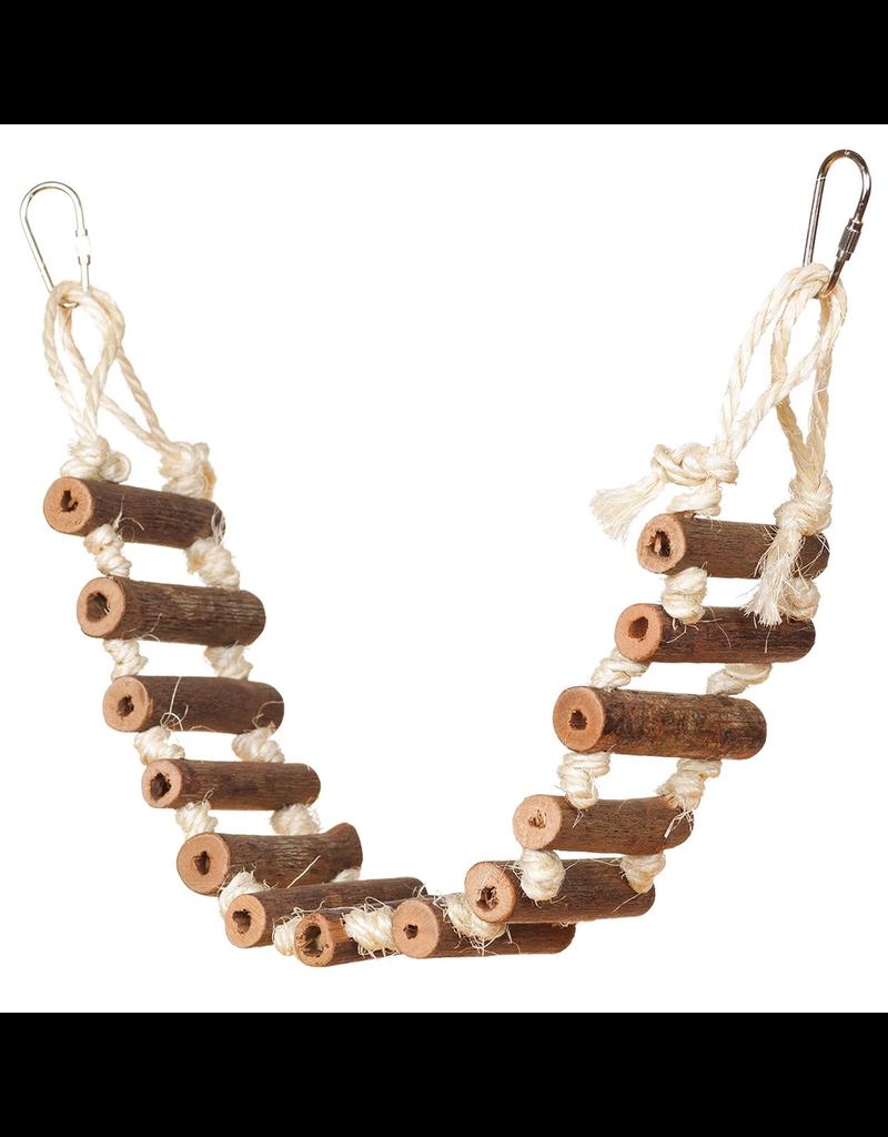 """PREVUE HENDRYX Naturals Rope Bird Ladder - 20"""""""