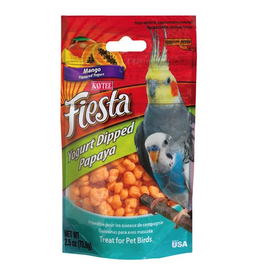 (W) Fiesta Yogurt Dipped Papaya - Mango Yogurt - 2.5 oz