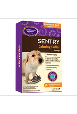 (D) SENTRY CALMING COLLAR FOR DOGS 3 PK