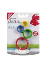 MARINA Marina Betta Aqua Decor Ornament - Circus Rings