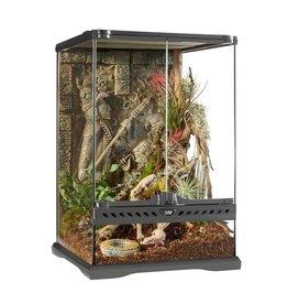 """EXO TERRA Exo Terra Aztec Glass Terrarium, Mini, Tall, 30 x 30 x 45 cm (12 x 12 x 18"""")"""