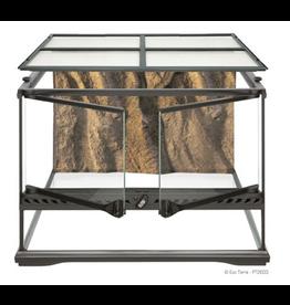 EXO TERRA Exo Terra Natural Terrarium - Advanced Reptile Habitat - Low, 18in x 18in x 12in
