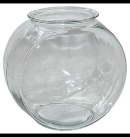 ANCHOR HOCKING AH Goldfish Bowl - Drum - 2 gal