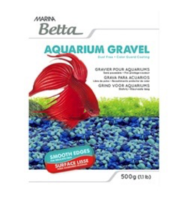 MARINA Marina Betta Gravel - Tri-color Blue - 500 g