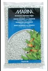 MARINA Marina Dec.Aqua.Gravel White 2kg-V