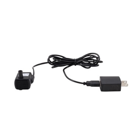 CAT IT (W) Replacement USB Pump with electrical cord and USB adapter for Cat & Dog Drinking Fountains