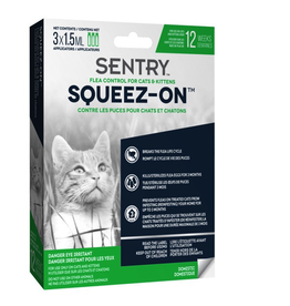 SENTRY Sentry Cat & Kitten Flea Control