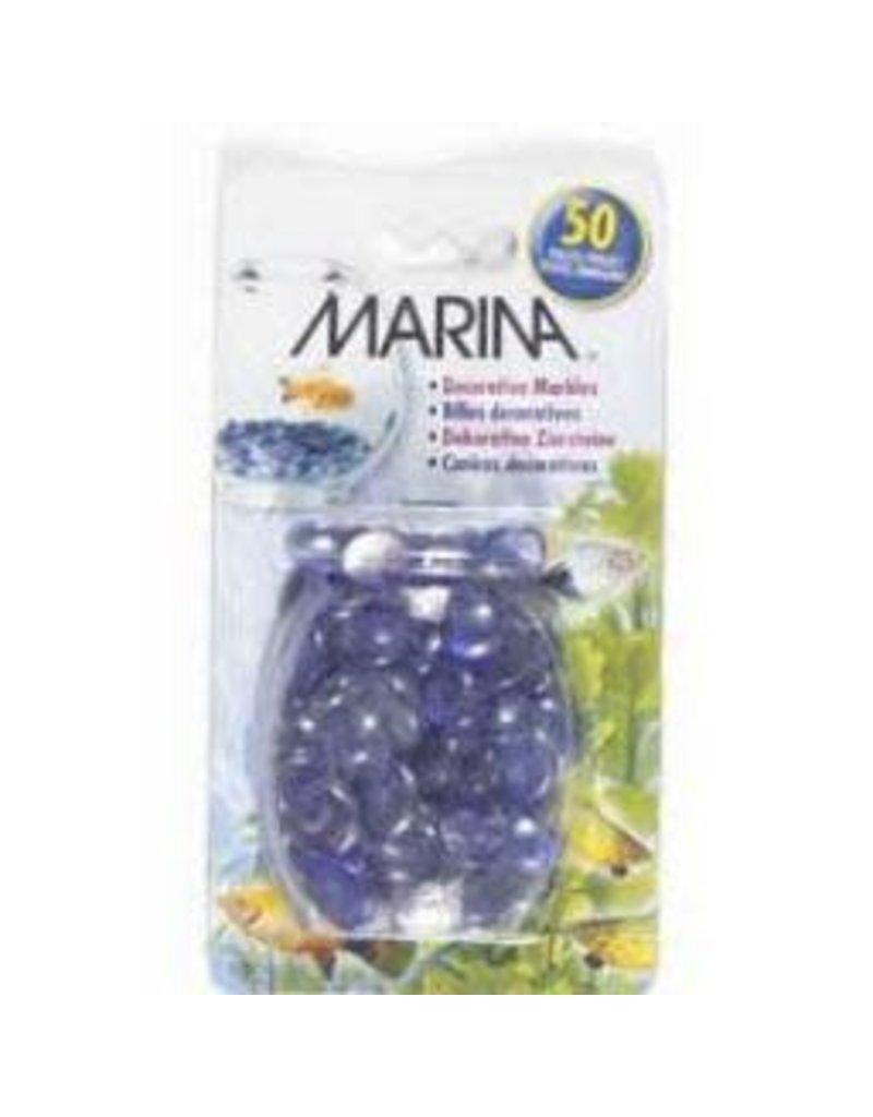 MARINA (D) Marina Aqua Gems Marble Pearl Blue-V (LC)