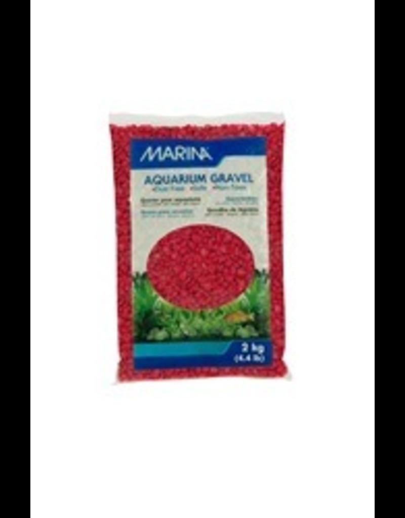 MARINA MA Dec Aqua Gravel Red 2kg