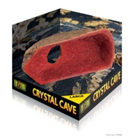 EXO TERRA (D) Exo Terra Crystal Cave, Large (LC)