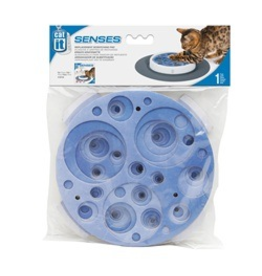 CAT IT (D) Catit Design Senses Scratch Pad Refill, Blue Swirl