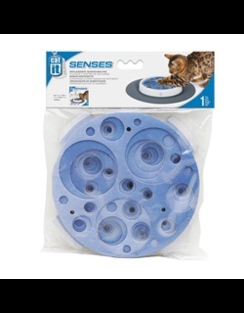 CAT IT (D) Catit Design Senses Scratch Pad Refill, Blue Swirl