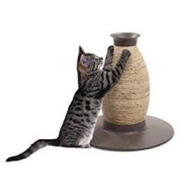 CAT IT (D) CA Design Home Decor. Scratcher, Vase