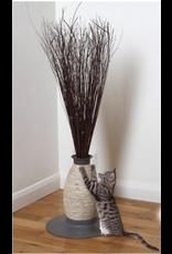 CAT IT (D) CA Design Home Decor. Scratcher, Vase
