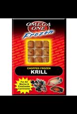 OMEGA ONE OE FR CHOPPED KRILL 3.5OZ CUBE