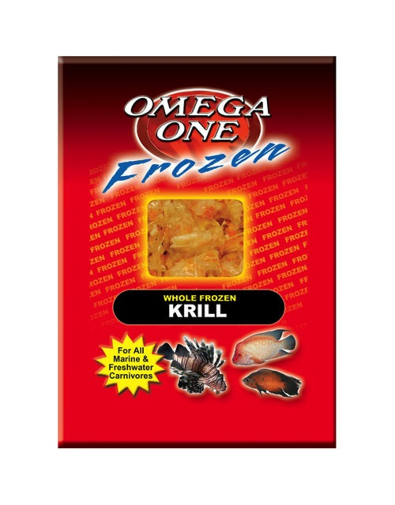 OMEGA ONE OE FR KRILL 4OZ