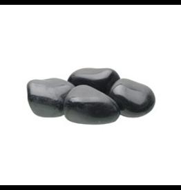 FLUVAL (W) FL Plshd Blk Agate Stone 40-50mm,700g