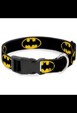 (D) Batman Shield Collar - Large