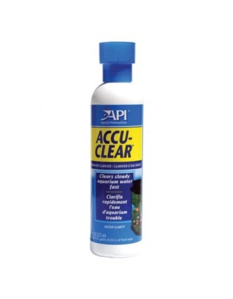 API AP ACCU-CLEAR 8 OZ