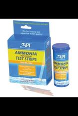 API AP AMMONIA AQUARIUM TEST STRIPS
