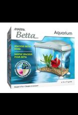 MARINA Marina Spacious Betta Home - White - 6.7 L (1.77 US Gal)
