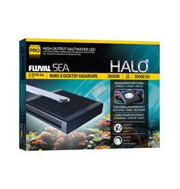 FLUVAL (D) FL HALO Marine and Reef Nano Pro LED