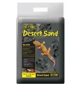 EXO TERRA EXT Desert Sand Black Gravel 4.5kg-V