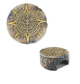 EXO TERRA Exo Terra Aztec Calendar Stone Hide-Out, Medium