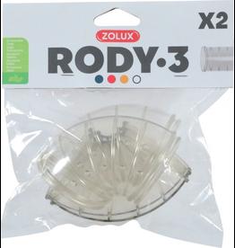 ZOLUX (W) Zolux Rody3 Tube, Angle/ Elbow