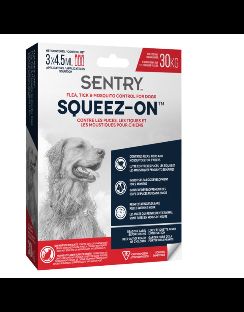 SENTRY Sentry Over 30 KG Dog Flea, Tick & Mosquito Control