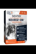 SENTRY SENTRY® 15-30 KG Dog Flea, Tick & Mosquito Control