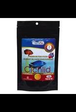 NORTH FIN Cichlid Formula - 1 mm Sinking Pellets - 100 g