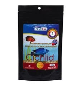 NORTH FIN Cichlid Formula - 1 mm Sinking Pellets - 100 g