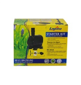 LAGUNA Laguna Starter Kit - For Container Water Gardens and Small Ponds