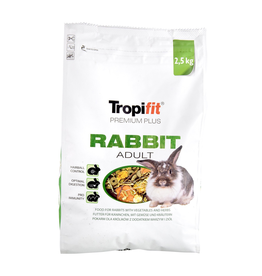 TROPIFIT Tropifit Premium Plus Rabbit - Adult - 2.5 kg