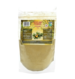 EARTH M.D. (D) Earth M.D. Antifungal Olive Leaf Powder - 100 g