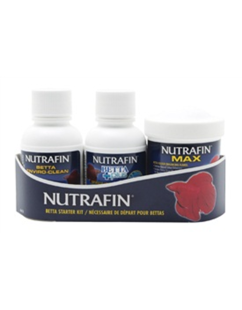 NUTRAFIN N.F. Betta Starter Kit - Shrinkwrapped-V