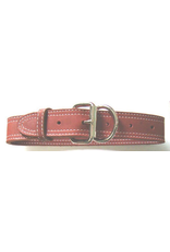 """ARIZONA (D) DOUBLE LEATHER STITCHED COLLAR (1 1/2"""" X 28"""")"""