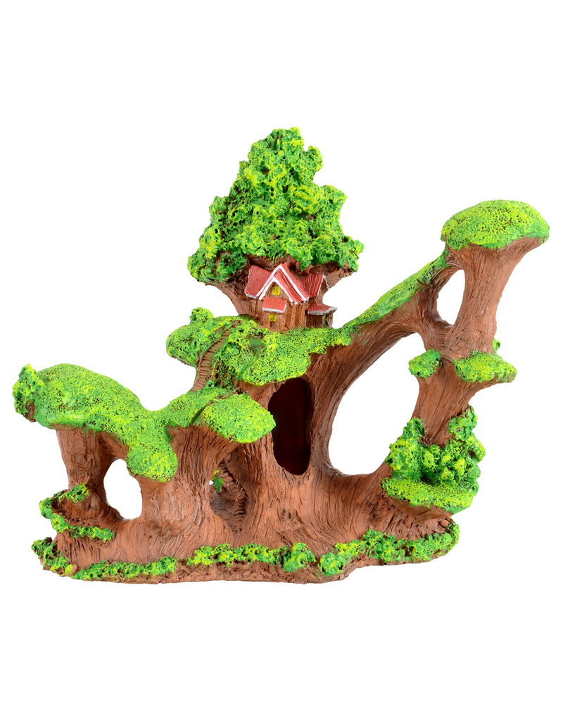 UNDERWATER TREASURES UT Treehouse