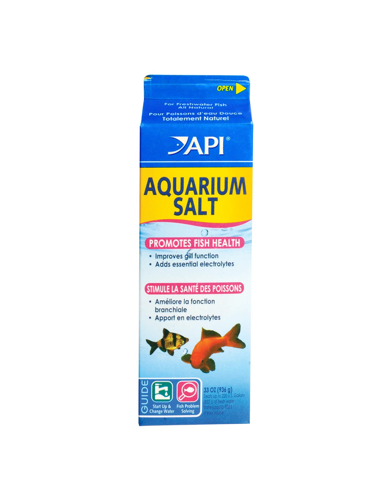 API AP AQUARIUM SALT 33OZ