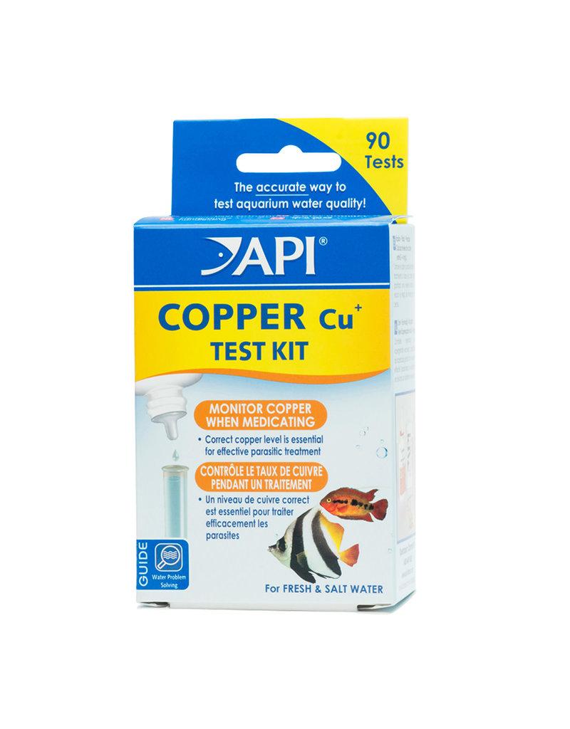 API (W) API Copper Test Kit - Freshwater/Saltwater