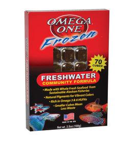 OMEGA ONE (W) OE FR FW COMMUNITY FORMULA 3.5OZ CUBE