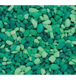 ESTES Spectrastone Gravel - Lake Green - 25 lb