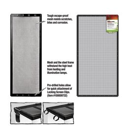 "ZILLA (W) ZILLA  SCREEN COVER-(18""X36"")"